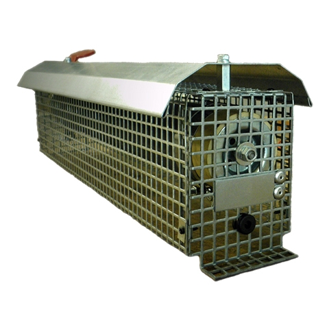 Rohrwiderstand, Rohrwiderstände, hochbelastbar, eigenbelüftet, kostanter Stromwert, Prüffelder, Laboratorien, Labore